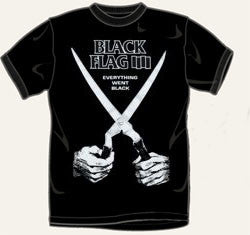 Black Flag Everything Went Black T Shirt
