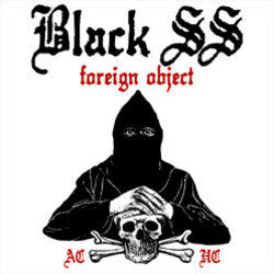 "Black SS ""Foreign Object"" LP"