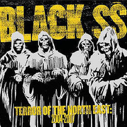 "Black SS ""Terror Of The North East: 2004-2007"" CD"