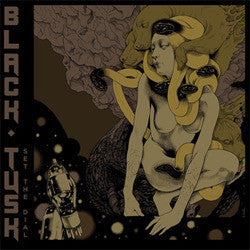 "Black Tusk ""Set The Dial"" CD"