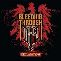"Bleeding Through ""Declaration"" CD"