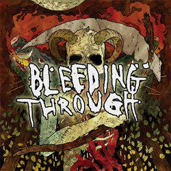 "Bleeding Through ""Self Titled"" CD"
