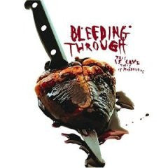 "Bleeding Through ""This Is Love, This Is Murderous"" CD"