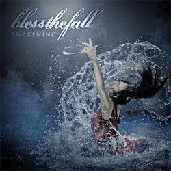 "Bless The Fall ""Awakening"" CD"