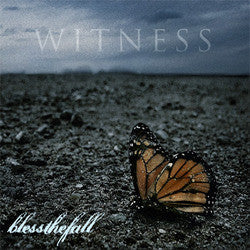 "Bless The Fall ""Witness"" CD"