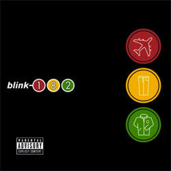 "Blink 182 ""Take Off Your Pants And Jacket"" LP"