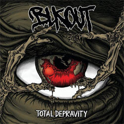 "Blkout ""Total Depravity"" LP"