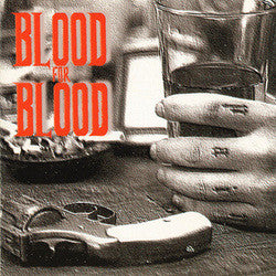 "Blood For Blood ""Spit My Last Breath"" LP"