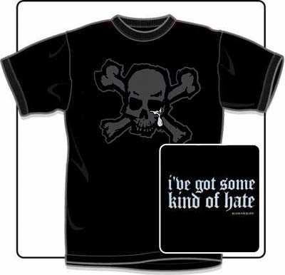 Blood For Blood Some Kind Of Hate T Shirt
