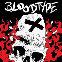 "Bloodtype ""<i>self titled</i>"" 7"""