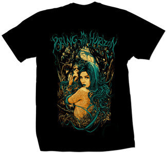 "Bring Me The Horizon ""Forest Girl"" T Shirt"