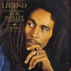"Bob Marley & The Wailers ""Legend (30th Anniversary Edition)"" 2xLP"
