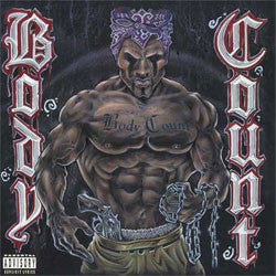 "Body Count ""Self Titled"" LP"