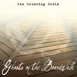 "Bouncing Souls ""Ghosts On The Boardwalk"" CD"