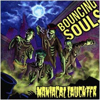 "The Bouncing Souls ""Maniacal Laughter"" CD"