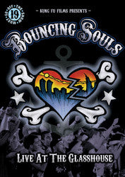 "Bouncing Souls ""Live At The Glasshouse"" DVD"