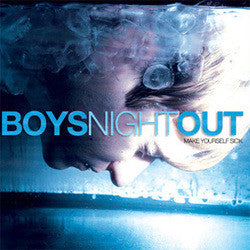 "Boys Night Out ""Make Yourself Sick""LP"