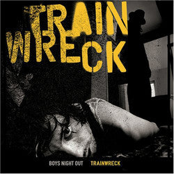 "Boys Night Out ""Trainwreck"" CD"