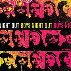 "Boys Night Out ""s/t"" CD"