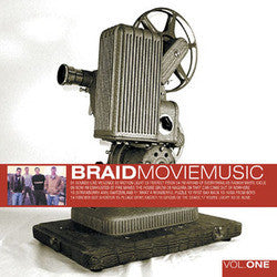 "Braid ""Movie Music Vol. 1"" 2xLP"