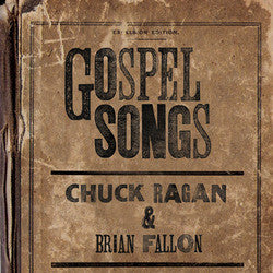 "Brian Fallon / Chuck Ragan ""Gospel Songs"" 7"""