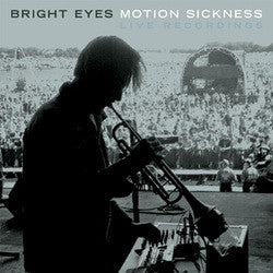 "Bright Eyes ""Motion Sickness: Live Recordings"" CD"