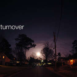 "Turnover ""Self Titled"" 7"""
