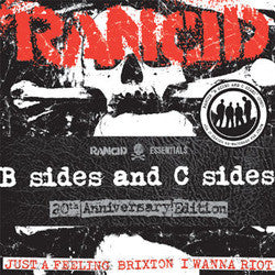 "Rancid ""B Sides And C Sides: 20th Anniversary Edition"" 7"" Pack"