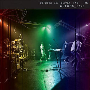 "Between The Buried And Me ""Colors_Live"" LP"
