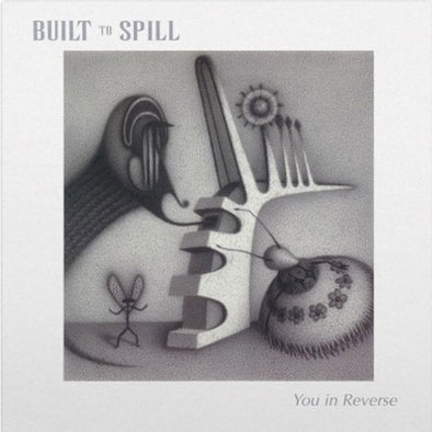 "Built To Spill ""You In Reverse"" 2xLP"