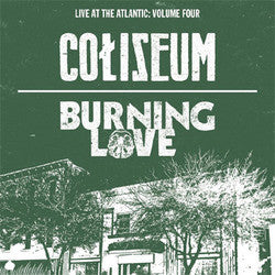 Burning Love/Coliseum Live LP