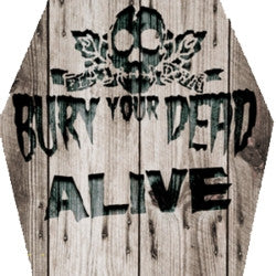 "Bury Your Dead ""alive"" CD/DVD"