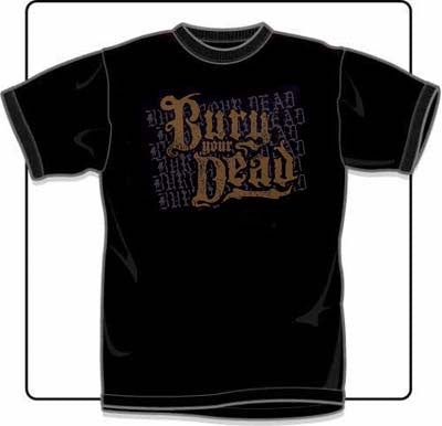 Bury Your Dead Crown T Shirt