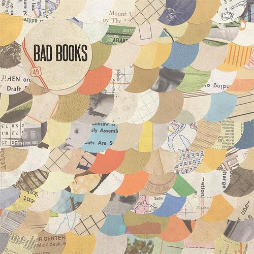 "Bad Books ""Self Titled"" 2xLP"