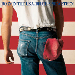 "Bruce Springsteen ""Born In The USA"" LP"