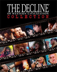 Decline Of Western Civilization Collection DVD