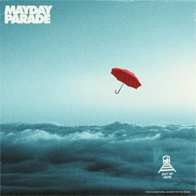 "Mayday Parade ""Out Of Here"" 12"""