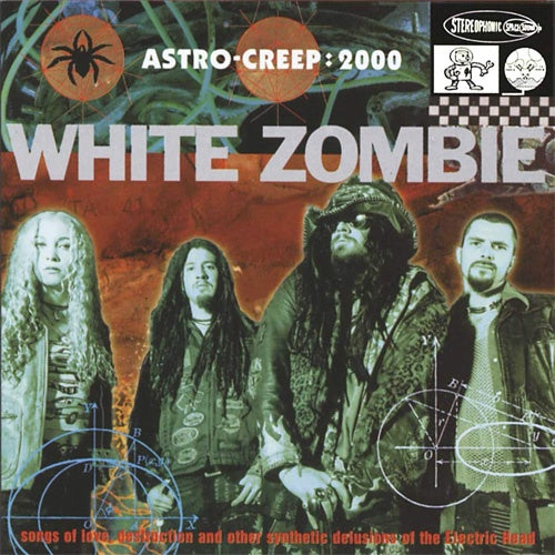 "White Zombie ""Astro Creep 2000"" LP"