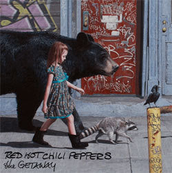 "Red Hot Chili Peppers ""The Getaway"" 2xLP"
