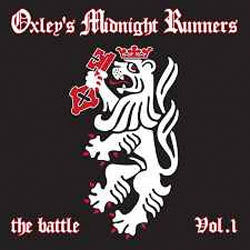 "Oxley's Midnight Runners ""The Battle Volume 1"" LP"