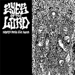 "Eyes Of The Lord ""Misery Feels Like Home"" LP"
