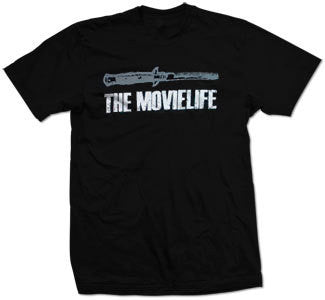"The Movielife ""Switchblade Black"" T Shirt"