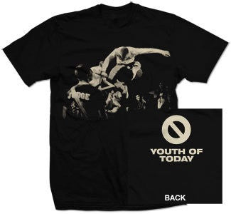 "Youth Of Today ""Disengage"" T Shirt"