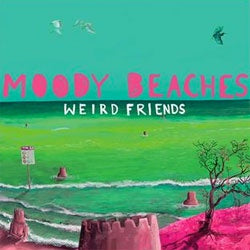 "Moody Beaches ""Weird Friends"" LP"