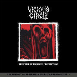 "Vicious Circle ""The Price Of Progress / Reflections "" 2xLP"