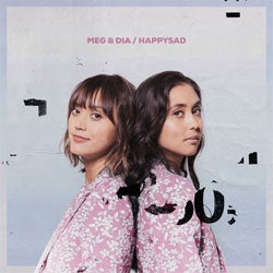 "Meg and Dia ""Happysad"" LP"
