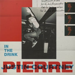 "Justin Courtney Pierre ""In The Drink"" LP"