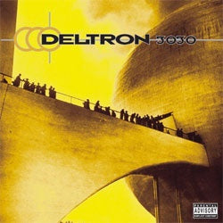 "Deltron 3030 ""Self Titled"" 2xLP"
