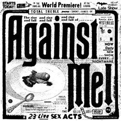 "Against Me! ""23 Live Sex Acts"" 3xLP"