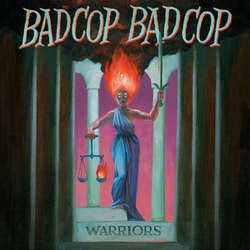 "Bad Cop / Bad Cop ""Warriors"" CD"